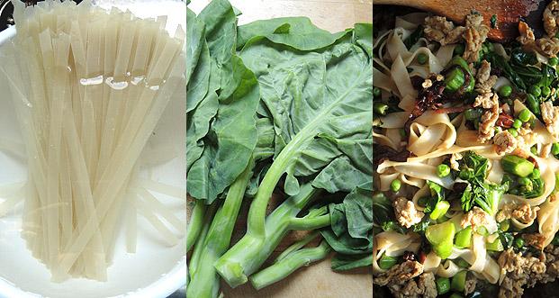 Asia Pasta Carbonara