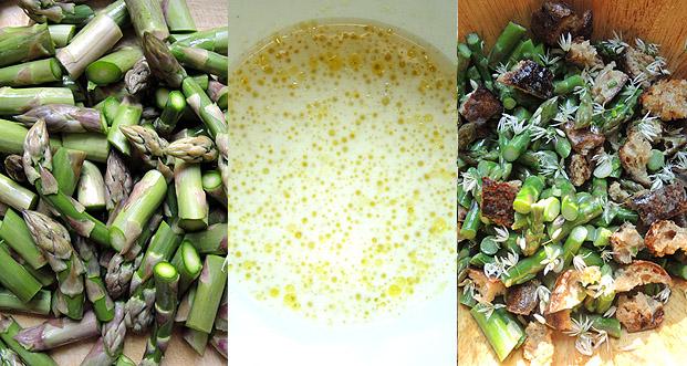 asparagus_panzanella