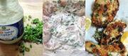 Hühnerschnitzel, mariniert – crispy chicken cutlets
