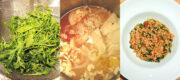 Orzo perlato con pomodori – orzo one-pot stew