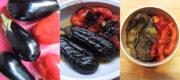 Auberginen (und anderes) auf dem Grill – grilled eggplant, and other stuff